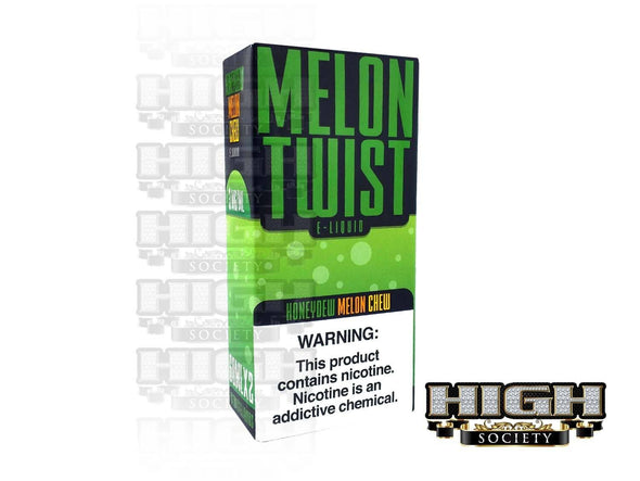 Honeydew Melon Chew by Melon Twist 120ml - High Society Supply
