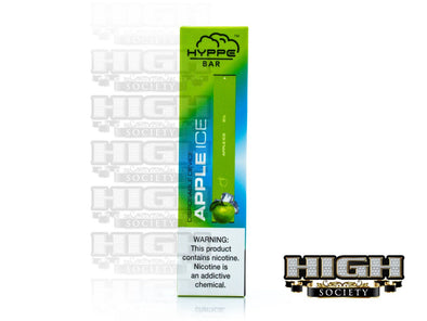 HYPPE BAR Disposable Device