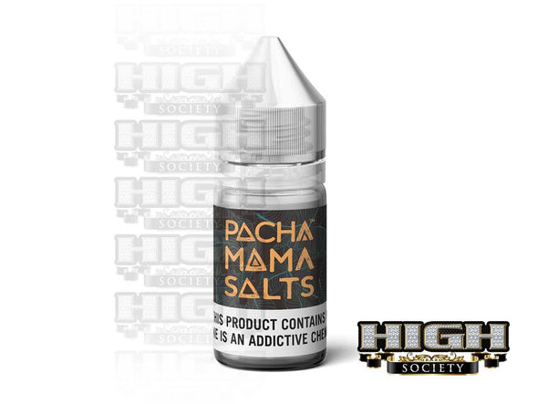 Icy Mango by PACHAMAMA Salts 30ml - High Society Supply