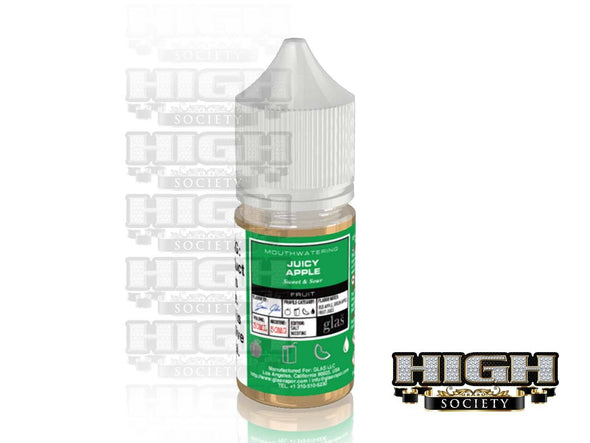 Juicy Apple by Glas Basix Nic Salts 30ml
