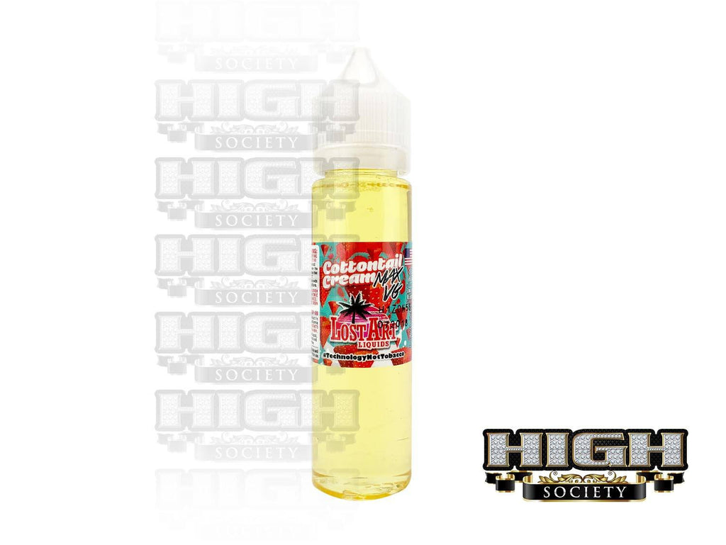 Cottontail Cream by Lost Art Max VG 60ml