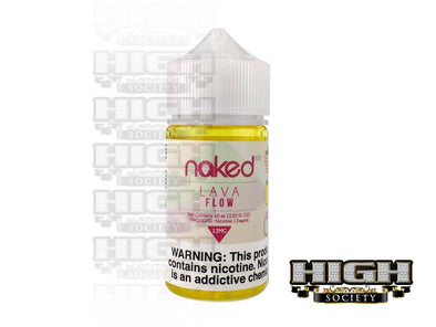 Lava Flow by Naked 100 E-Liquid 60ml - High Society Supply