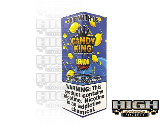 Lemon Drops by Candy King 100ml