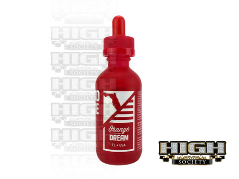 Liquid State Orange Dream EJuice 60ml