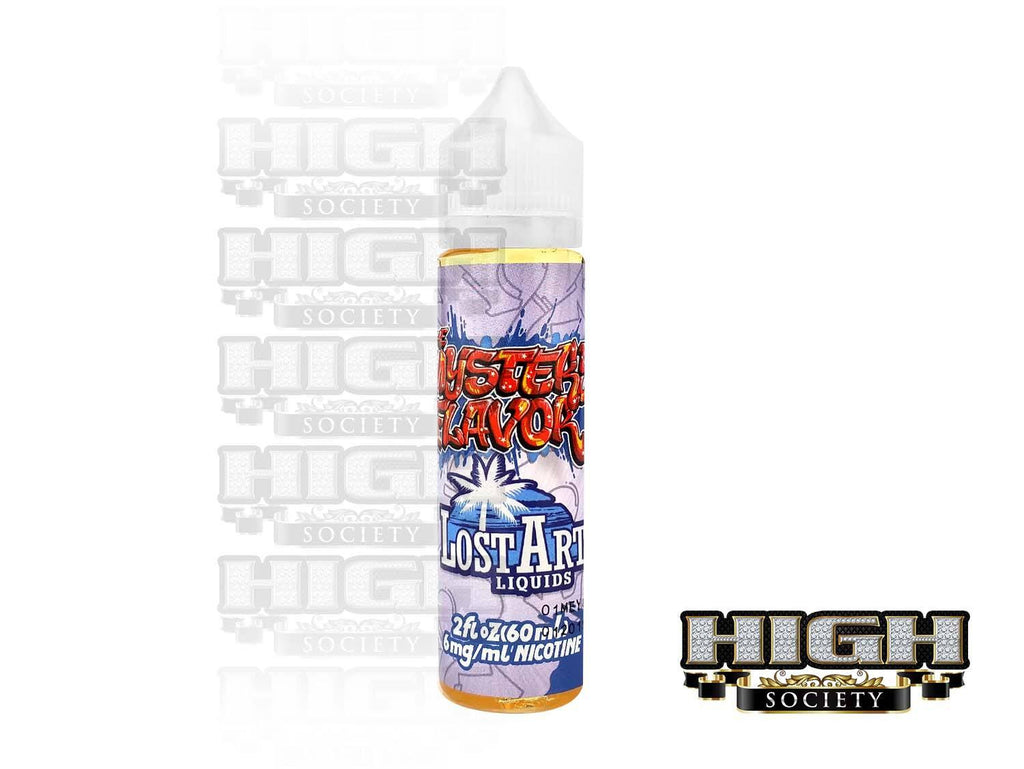 The Mystery Flavor Lost Art 60ml
