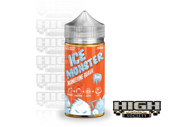 Mangerine Guava by Ice Monster 100ml