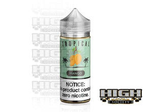 Mango by Juice Roll Upz Tropical 100ml