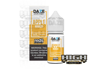 Reds Mango Salt by 7 Daze Salt Series 30ml - High Society Supply