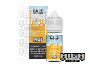 Reds Mango Iced Salt by 7 Daze Salt Series 30ml - High Society Supply