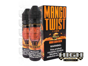 Mango Cream Dream by Mango Twist E-Liquids 120ml