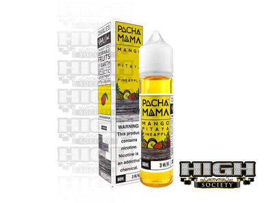 Mango Pitaya Pineapple by Pachamama E-Liquid 60ml