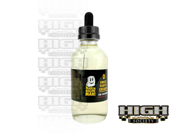 Marina Vape Marshmallow Man! 120ml