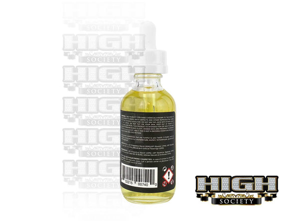Blueberry Milkshake Man by Marina Vape 60ml - High Society Supply