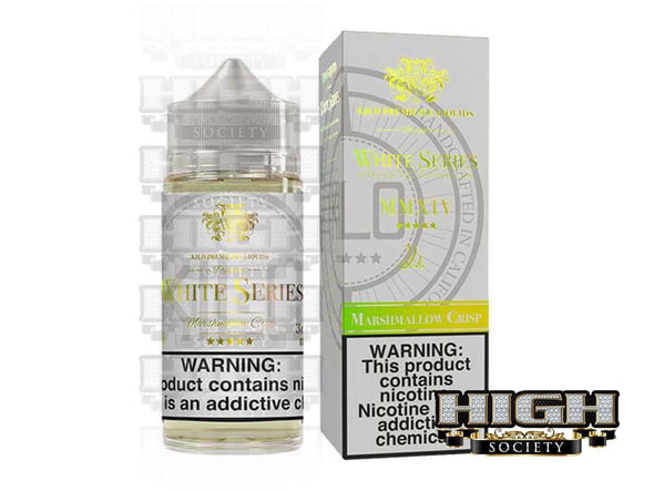 Marshmallow Crisp by Kilo White Series 100ml