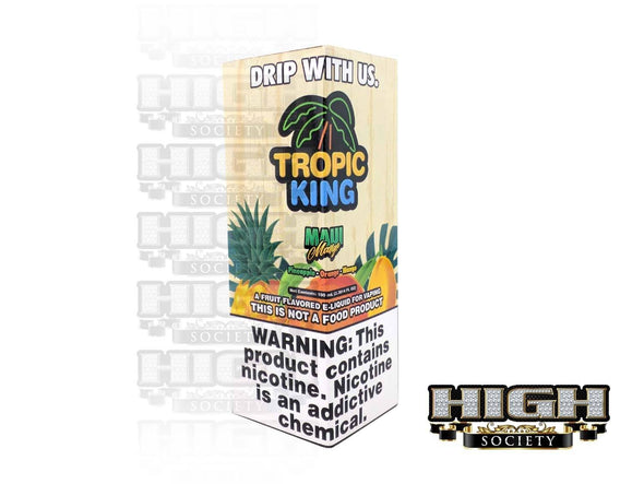 Maui Mango by Tropic King 100ml - High Society Supply