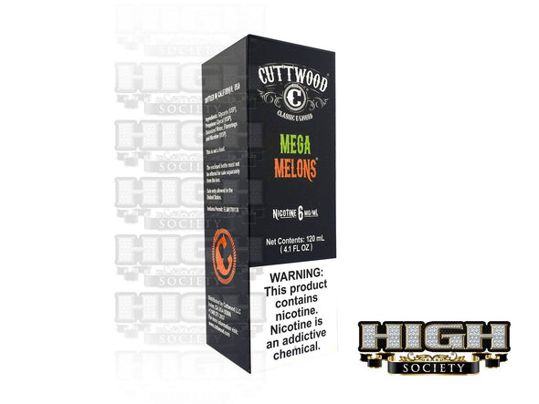 Mega Melons by Cuttwood 120ml - High Society Supply