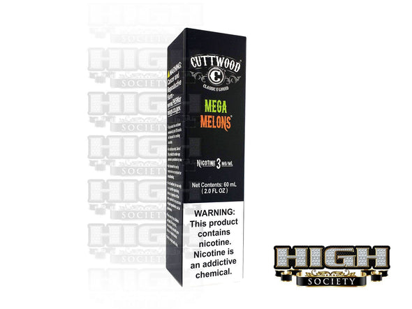 Mega Melons by Cuttwood 60ml - High Society Supply