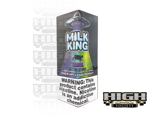 Cereal by Milk King E-Juice 100ml - High Society Supply