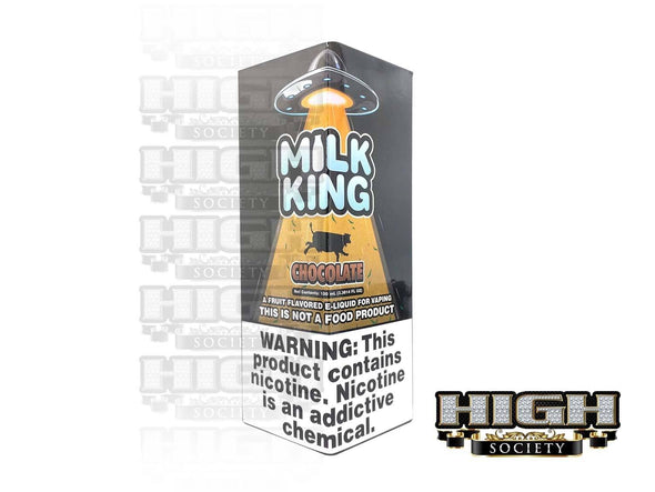Chocolate by Milk King E-Juice 100ml - High Society Supply