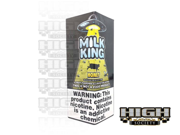 Honey by Milk King E-Juice 100ml