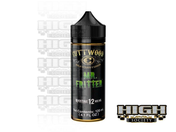 Mr. Fritter by Cuttwood 120ml - High Society Supply