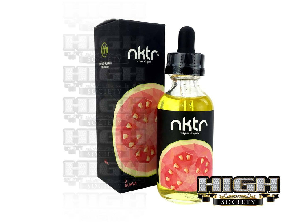Guava EJuice by NKTR 60ml