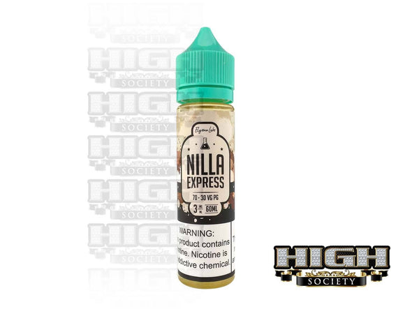 Nilla'Spresso by Nilla Cakes E-Juice 60ml