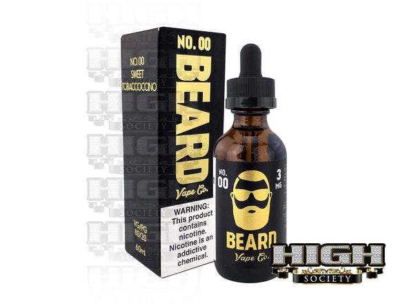 No. 00 by Beard Vape Co 60ml