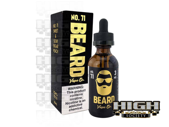 No. 71 by Beard Vape Co 60ml - High Society Supply