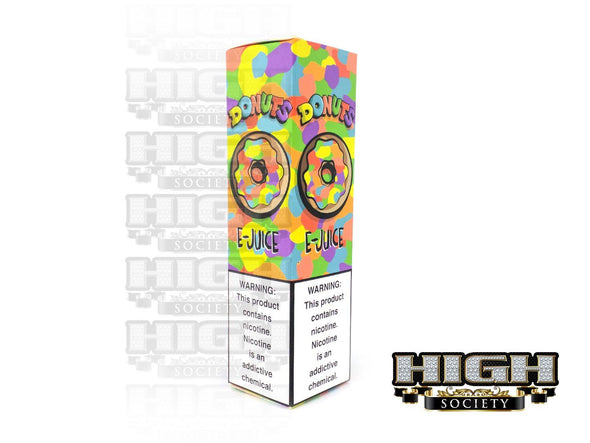 PBLS Donut by Donuts E-Juice 60ml