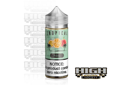 POG by Juice Roll Upz Tropical 100ml