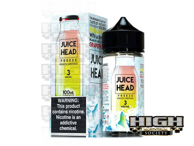 Pineapple Grapefruit by Juice Head Freeze 100ml - High Society Supply