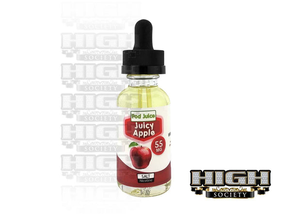 Juicy Red Apple by Pod Juice 30ml