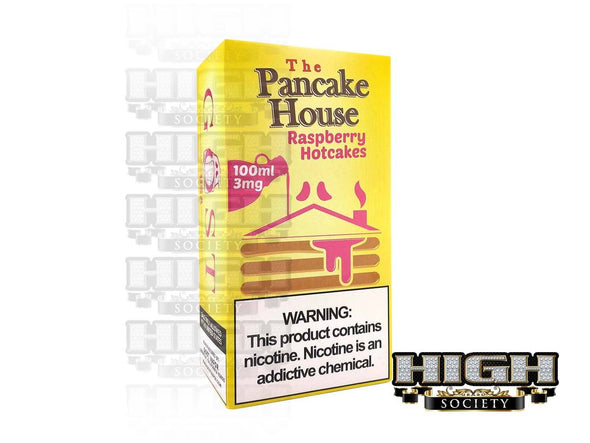 Raspberry Hotcakes by GOST The Pancake House 100ml