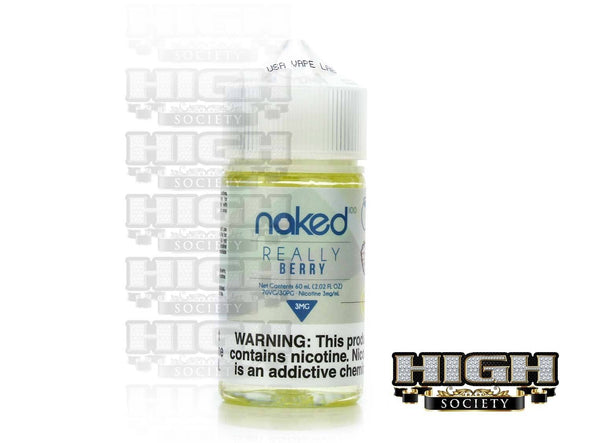Really Berry by Naked 100 E-Liquid 60ml - High Society Supply