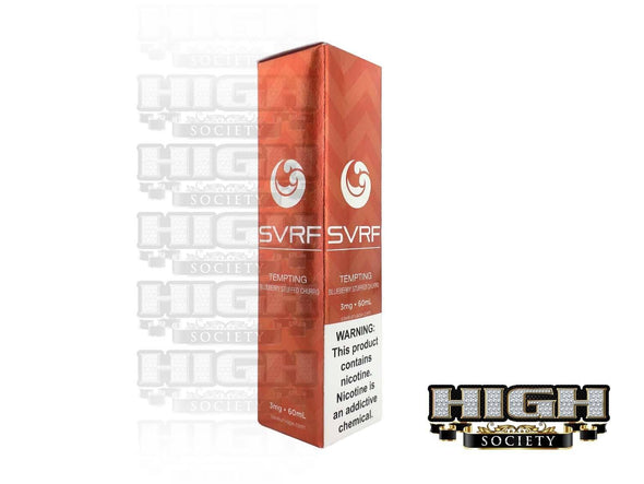 Tempting by SVRF Red 60ml - High Society Supply