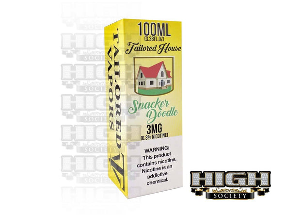 Snacker Doodle by Tailored House 100ml - High Society Supply
