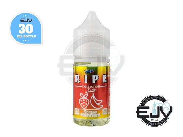 Straw Nanners by Ripe Collection Salts 30ml Nicotine Salt Ripe Collection Salts