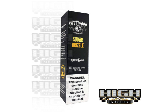 Sugar Drizzle by Cuttwood 60ml - High Society Supply