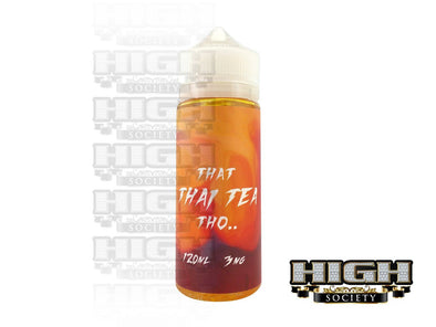 That Thai Tea Tho by Marina Vape 120ml - High Society Supply