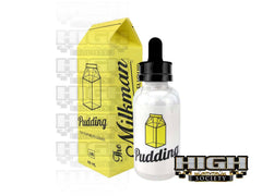 The Milkman Pudding EJuice 60ml