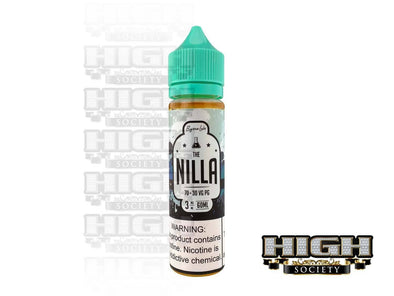 The Nilla by Nilla Cakes E-Juice 60ml - High Society Supply