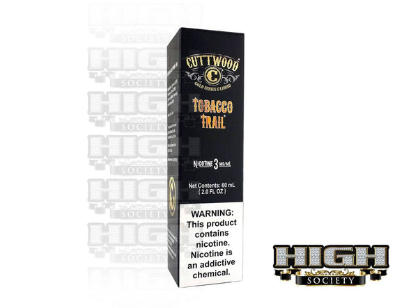 Tobacco Trail by Cuttwood 60ml - High Society Supply