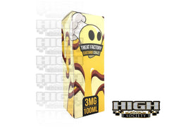 Custard Craze by Treat Factory 100ml - High Society Supply