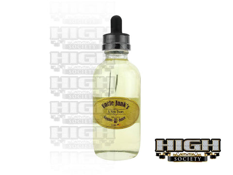 Uncle Junk's A New Dawn E-Juice 120ml