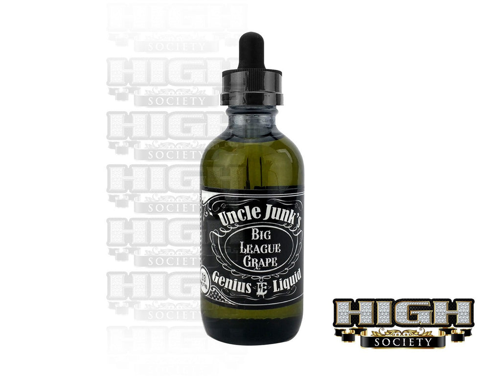 Uncle Junk's Big League Grape EJuice 120ml