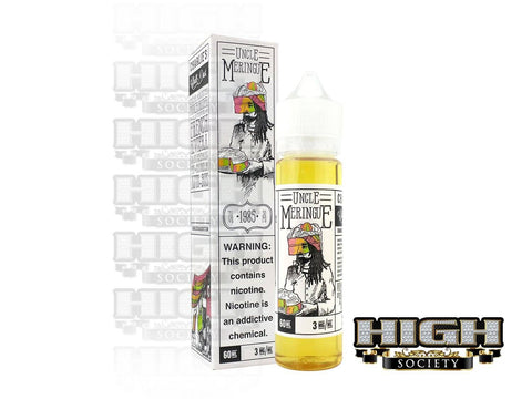 Mr. Meringue E-Liquid Uncle Meringue 60ml