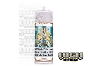 Vanilla Custard Donut by The One E-Liquid 100ml - High Society Supply