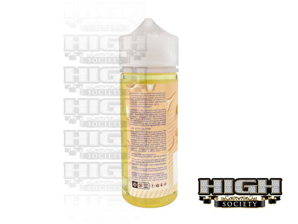 Vanilla Custard by Overloaded E-Juice 120ml