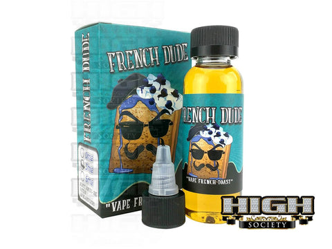 Vape Breakfast Classics French Dude E-Juice 60ml